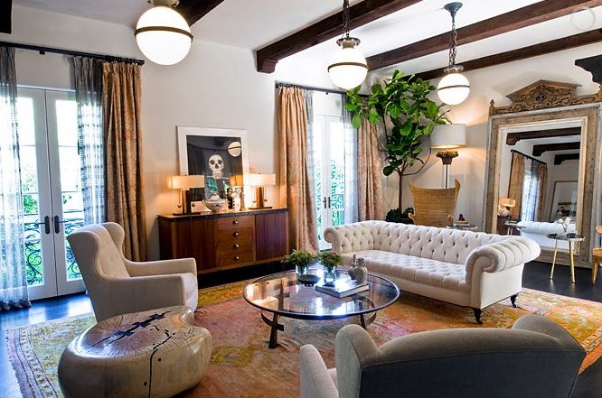 Chesterfield Living Room Chesterfield Sofa Living Room Classic Living Room Living Room Design Modern