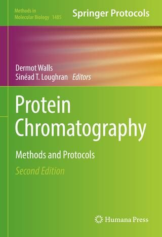 Protein chromatography methods and protocols, 2nd ed
