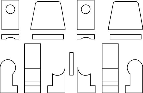 Decal Template Wip 8 Aug 2009 Lego Custom Minifigures Lego Decals Lego Stickers