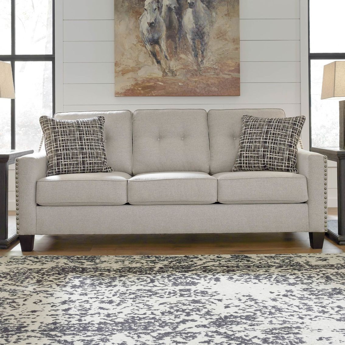 Tremendous Benchcraft Marrero Sofa Fred Sofa Queen Sofa Sleeper Pabps2019 Chair Design Images Pabps2019Com
