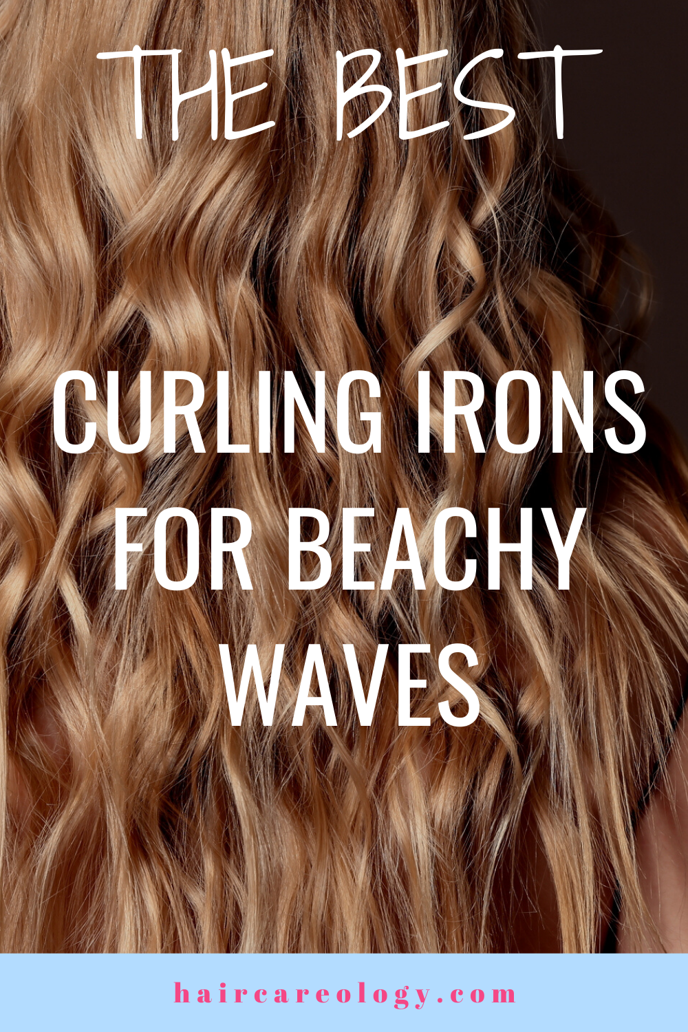 Best Curling Iron For Beachy Waves In 2020 Beach Wave Hair Beachy Waves Curling Iron
