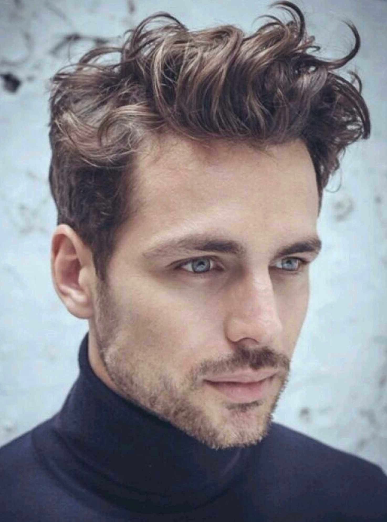 93 Inspirational Hairstyles For Thick Hair Men S In 2020 In 2020 Mens Hairstyles Medium Medium Hair Styles Oval Face Hairstyles