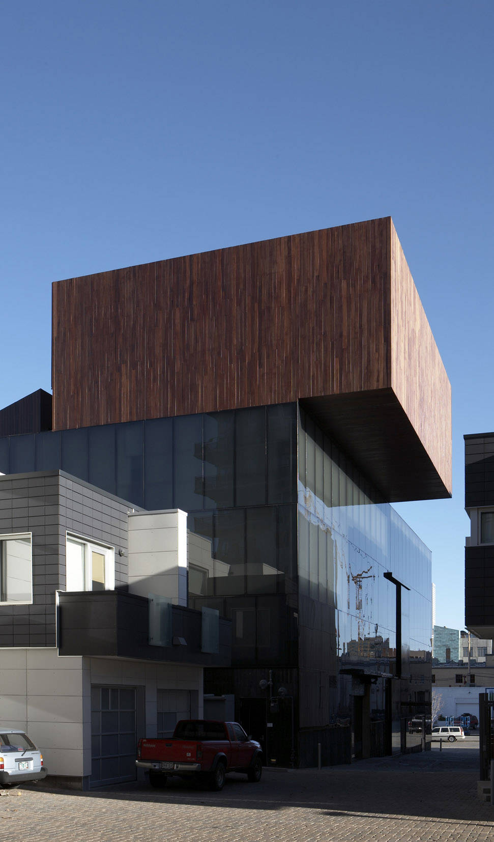 Gallery of Museum of Contemporary Art / Adjaye Associates - 1 ...