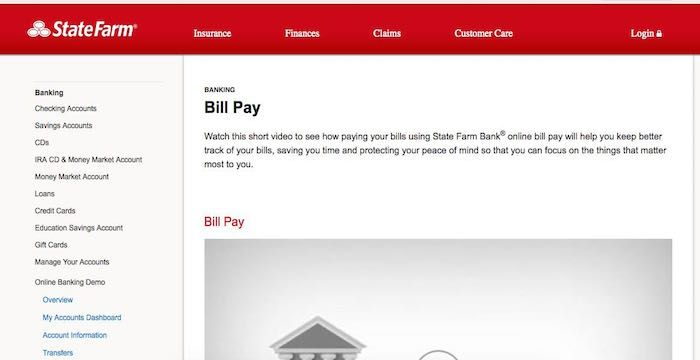 State Farm Bill Pay >> State Farm Bill Pay Pay Your Bills State Farm Customer