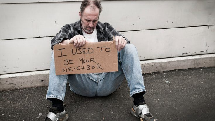 Homeless Man Gives Money to Rich Guy, What Happens Next Will Make You Cry
