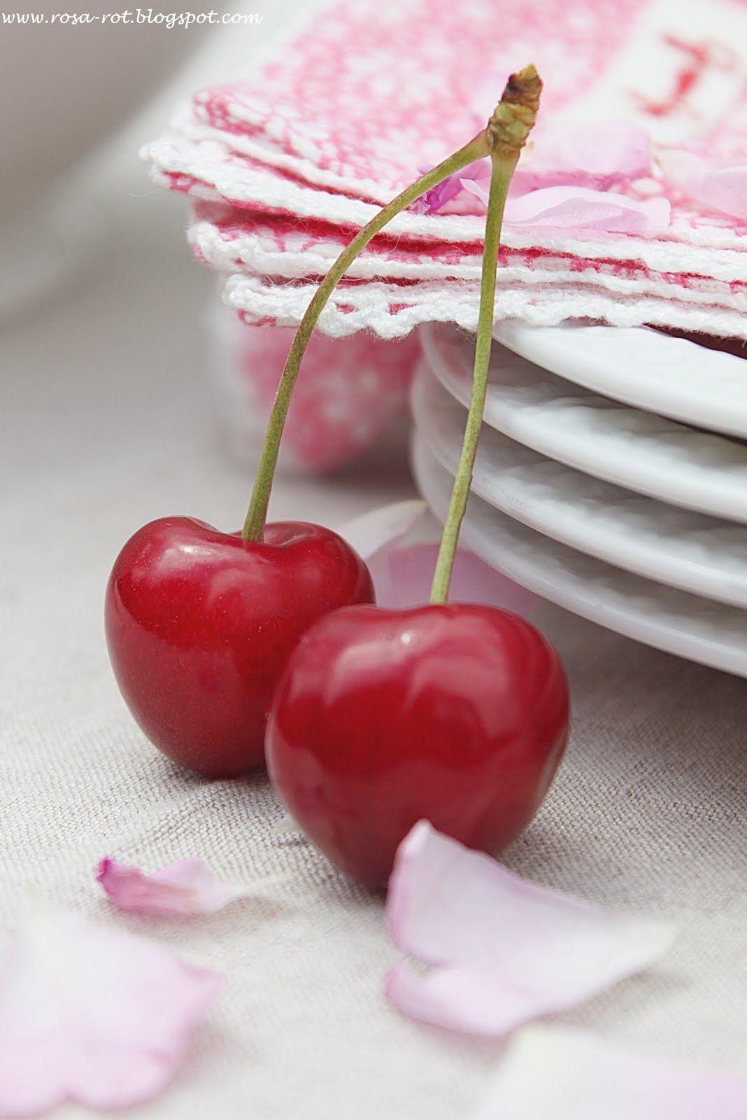 pretty cherries