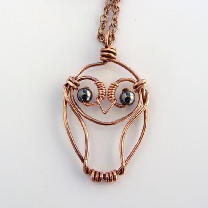 Mettez un collier hibou pour sublimer votre style personnel - Archzine.fr