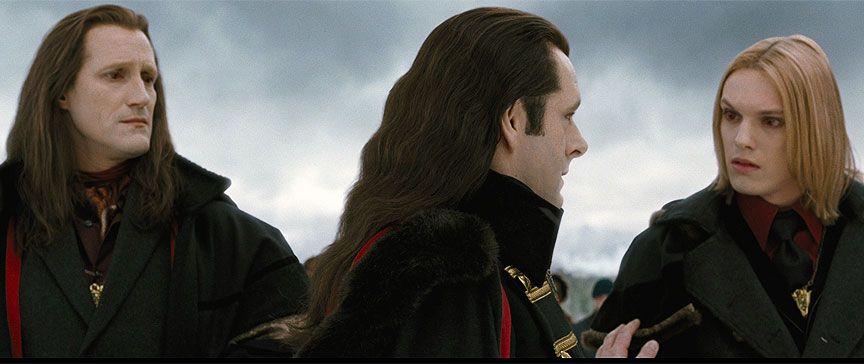 The Volturi leadership | Volturi | Pinterest | Twilight ...