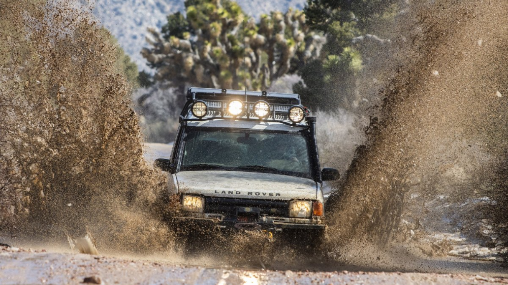 Hard Earned Adventuremobile Wisdom You Ll Probably Ignore Advanced Driving All Terrain Tyres Fuel Economy
