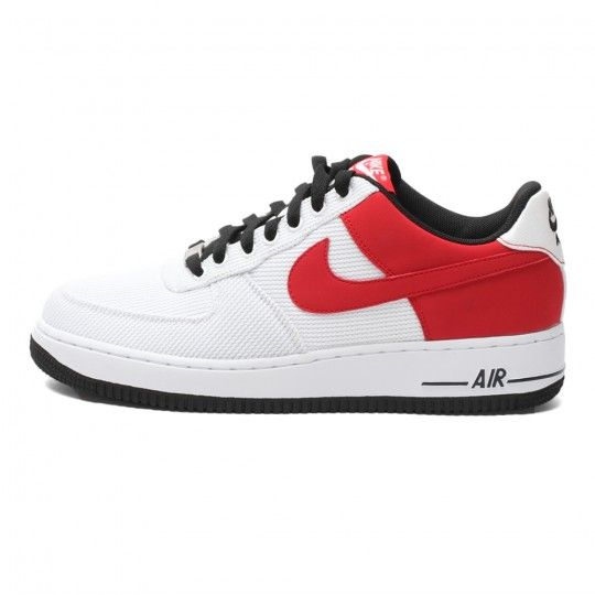 Nike Air Force 1 Low White Cosmic Red  62b7a3a44