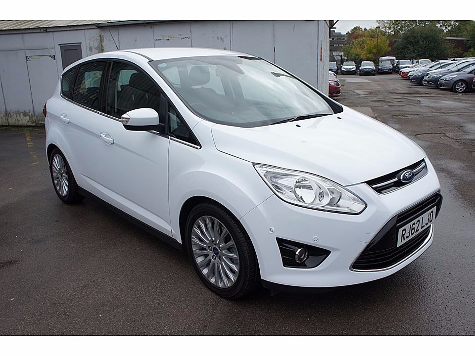 Second Hand Ford C Max 2 0 Tdci Titanium 5dr For Sale In Newton