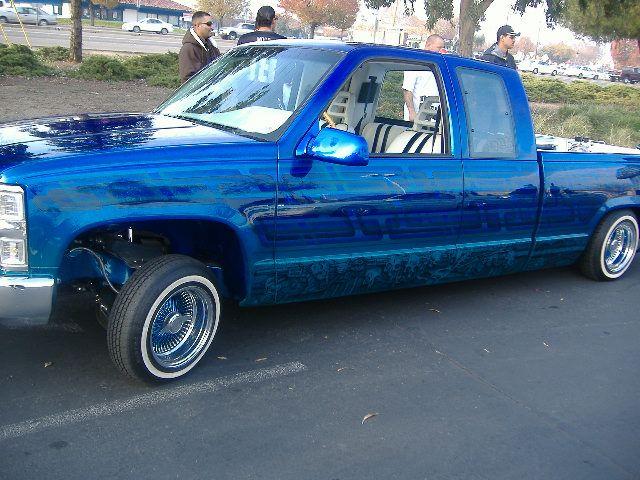 2007 Chevy Silverado Lowrider Heres A Pic Of Mine