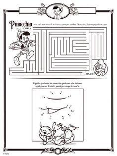 English Teaching Worksheets Pinocchio