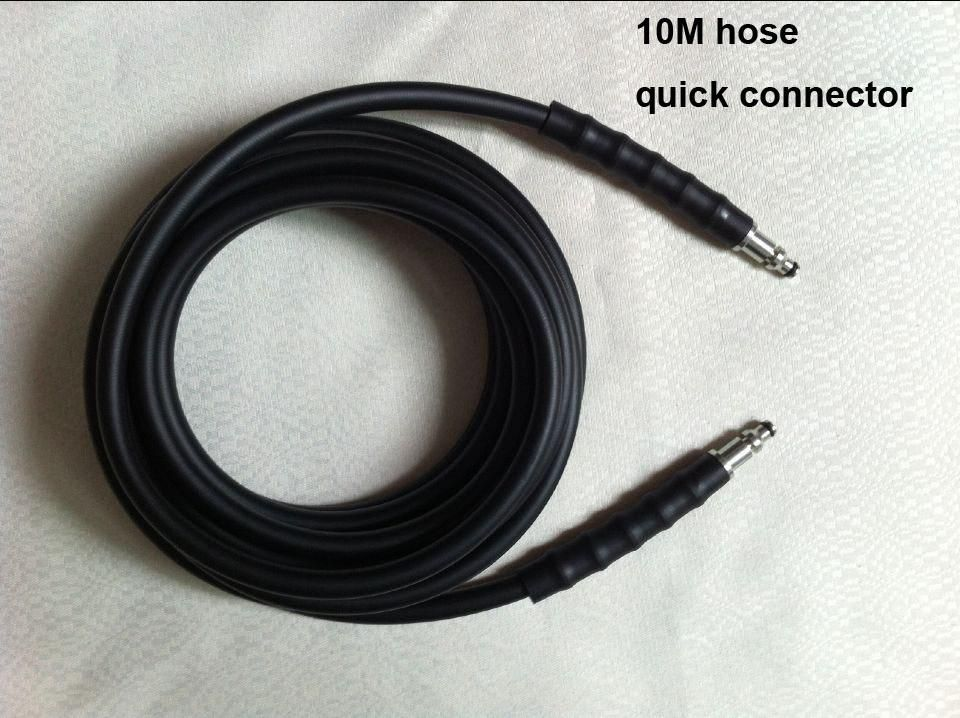 Quick Connector High Pressure Washer Hose Spray Water Car Washer