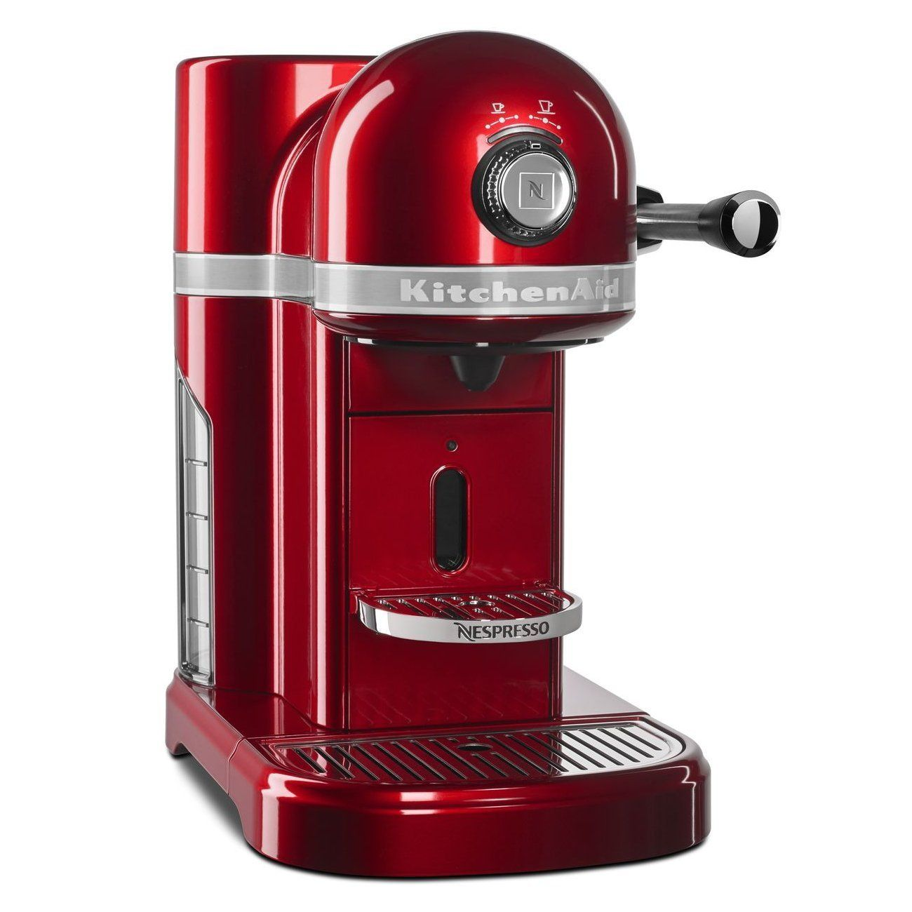 KitchenAid Candy Apple Red Nespresso Espresso Maker