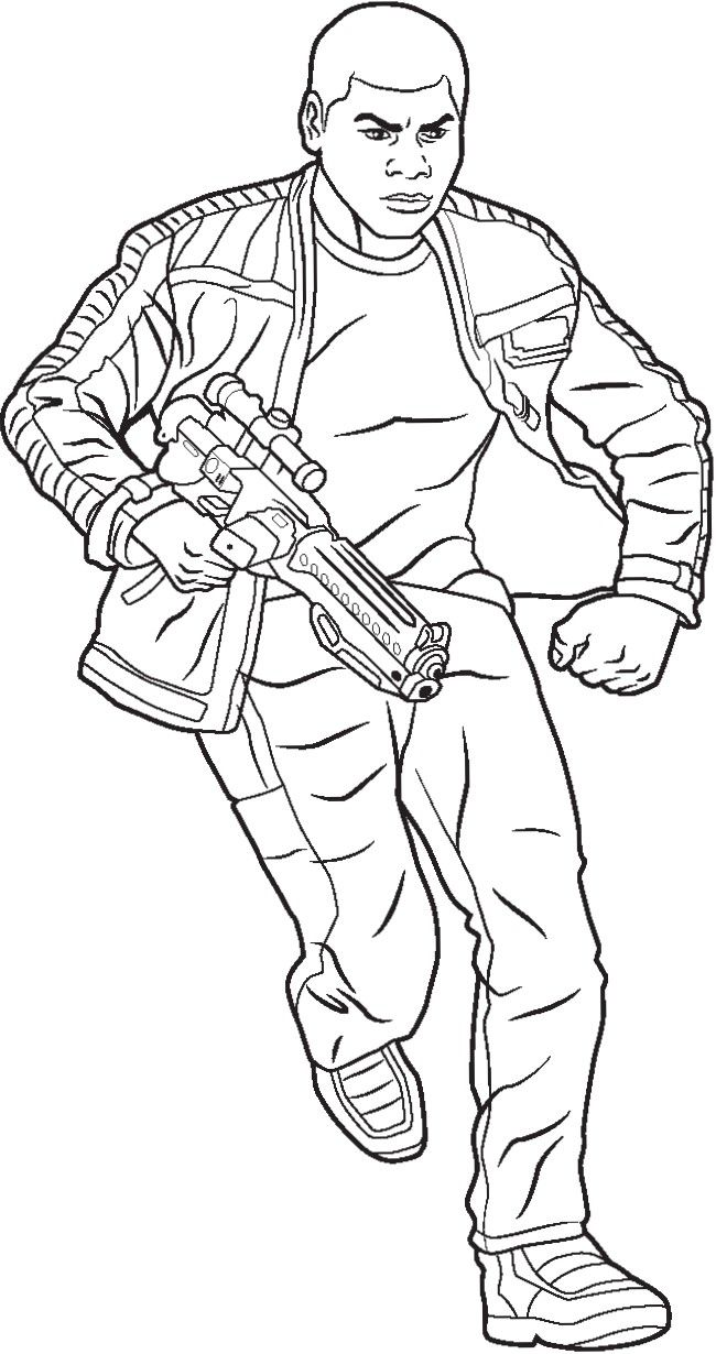 Star Wars Coloring Pages Free Printable Star Wars Coloring Pages Star Wars Coloring Sheet Star Wars Coloring Book Finn Star Wars [ 1230 x 650 Pixel ]