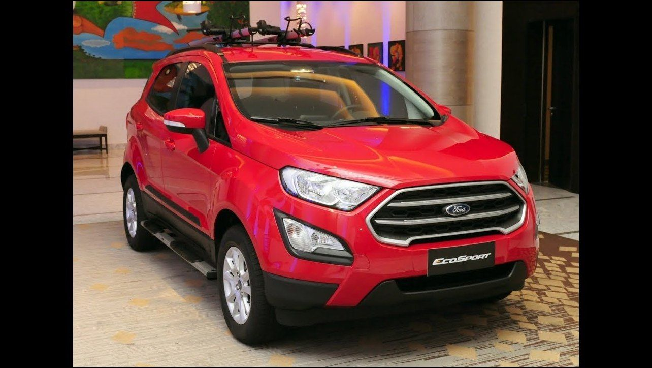 2018 Ford Ecosport New Color Design And Concept Ford Ecosport
