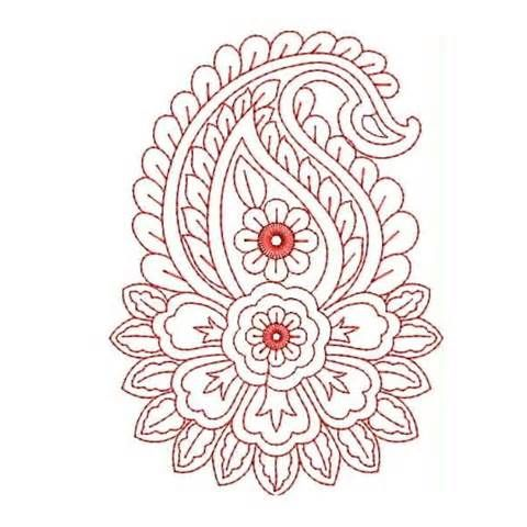 Free Download Free Redwork Hand Embroidery Designs Hd Wallpaper