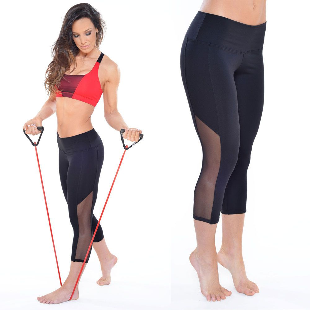 Affitnity - Mesh Workout Leggings, $68.00 (http://affitnity.com ...