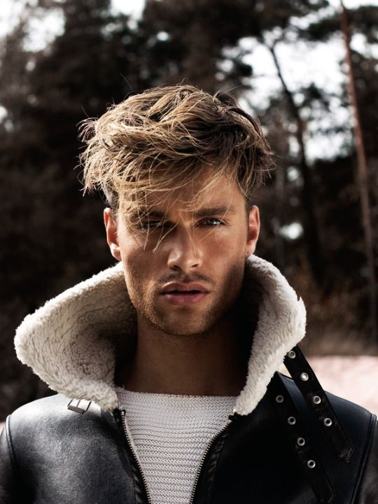 40 Hairstyles for Thick Hair Men\'s | Latest hairstyles, Stylish and Guy