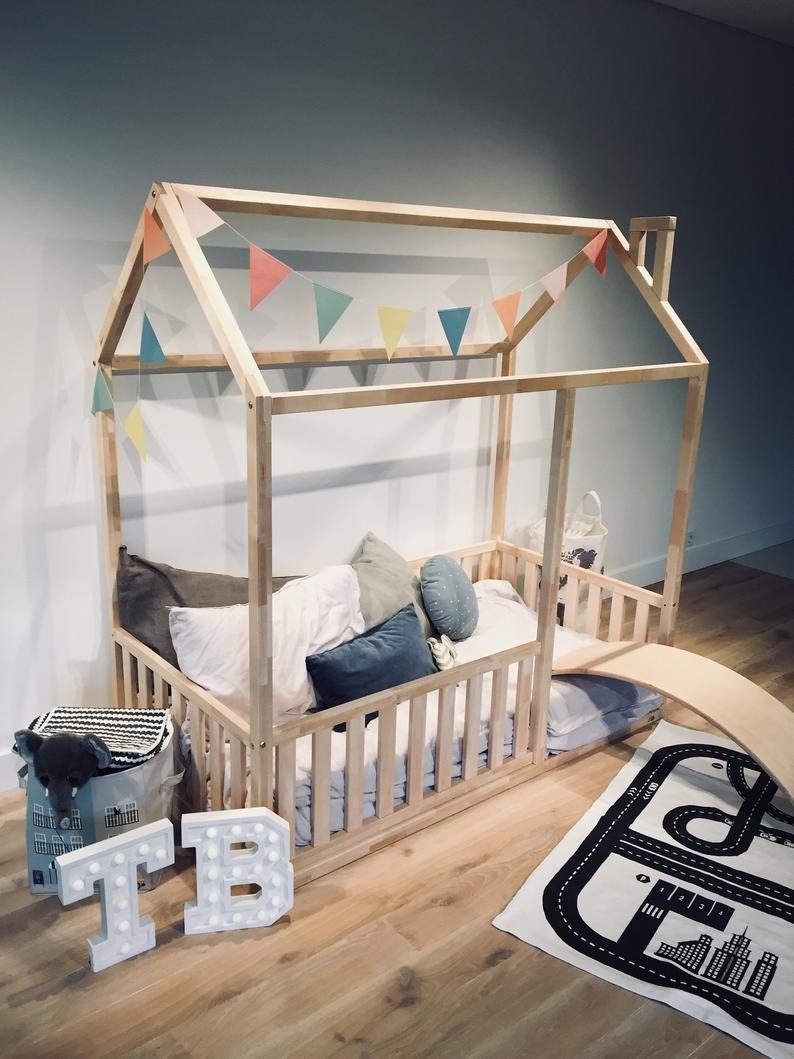 DIY Bed With Storage for Under 100 Diy bed, Diy twin