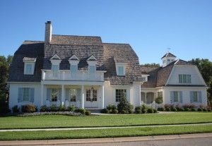 White Exterior Paint Color Sherwin Williams Alabaster The Paint Color Is A Custom Mix However I Would Suggest Choosing A Soft Off White L White Exterior Paint
