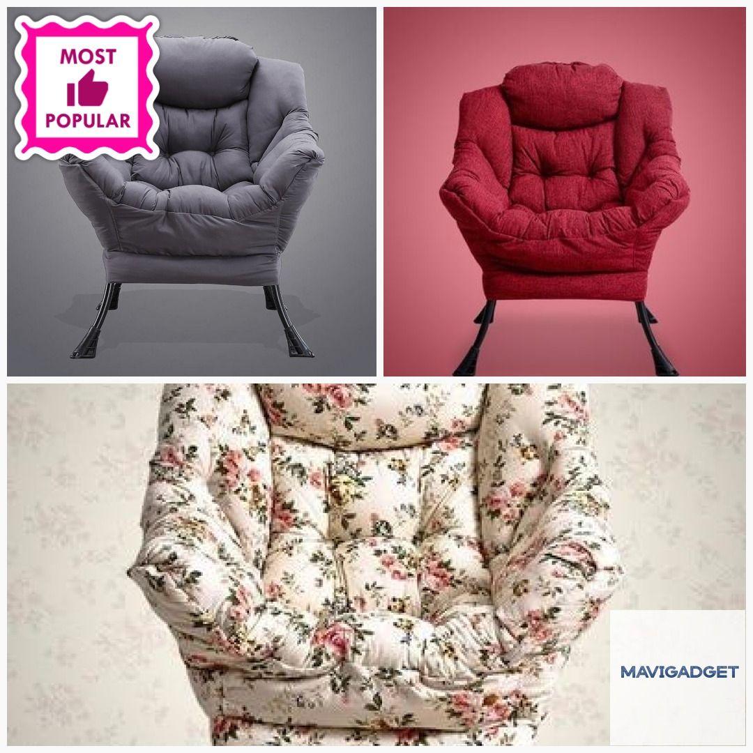 Fluffy Lazy Sofa Chair  #luxuryhomedecor #decorationideas #decorationidea #homedecortips #homedecor #homegoods #homedecorlover #homestuff #homedecorstuff #homegood