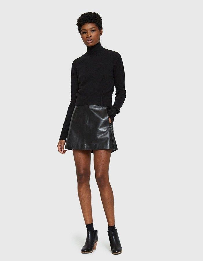 e77ac06f GANNI / Passion Skirt | Products | Skirts, Fashion 2018, Fashion
