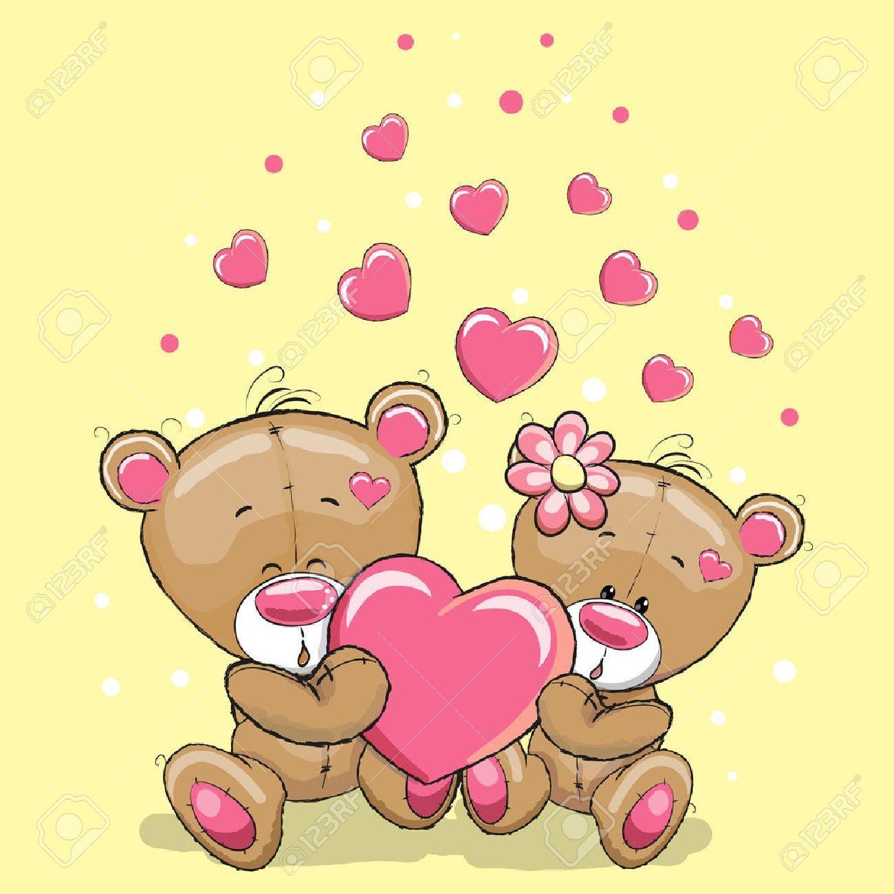 Teddy Bears Beertjes Tekenen Muren Schilderen