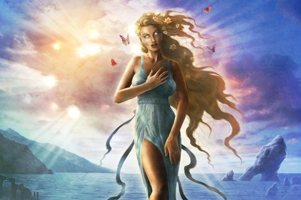 Aphrodite Venus The Olympian Goddess Of Beauty Love