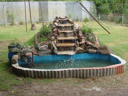 Qu te parecer a disfrutar de un estanque en el jard n - Estanques en el jardin ...