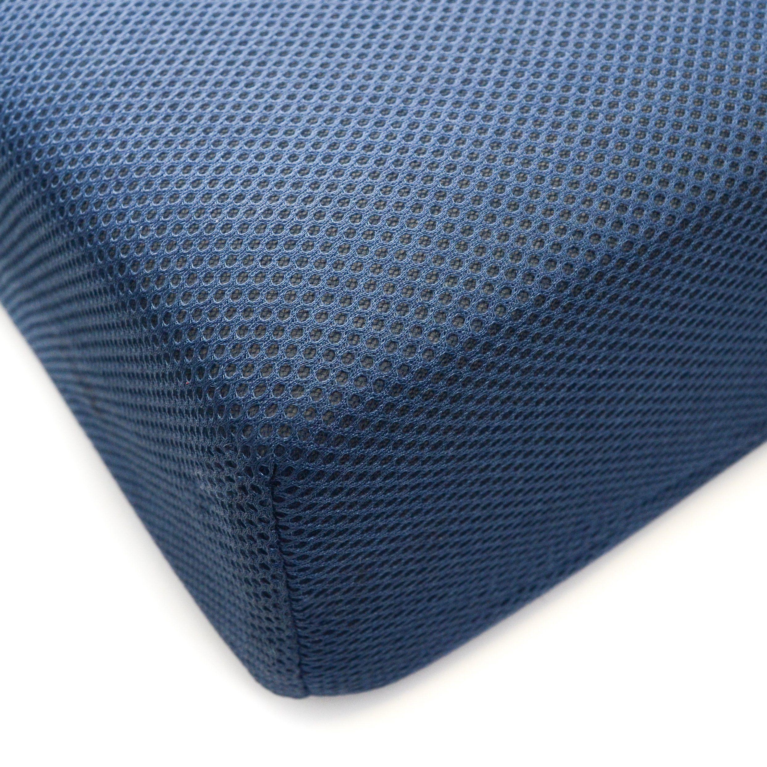 Milliard Tri-Fold Twin XL-size Foam Folding Mattress ...