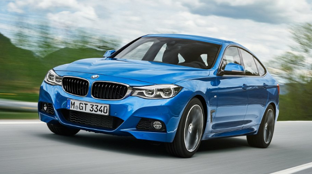 2017 BMW 3-Series Gran Turismo Photos, Exterior, Interior - New Car Rumors