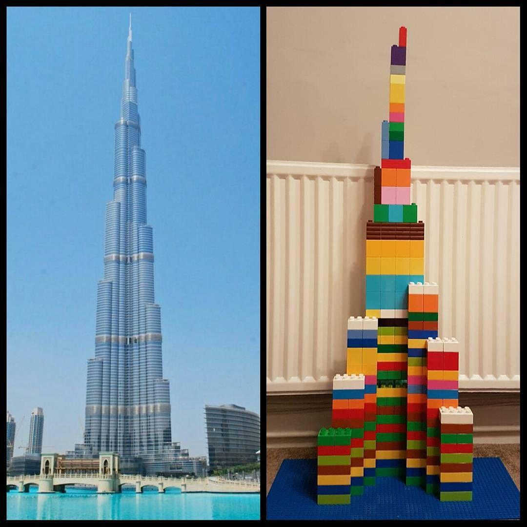 Uae National Day Gifts Burj Khalifa: Pin On Lego