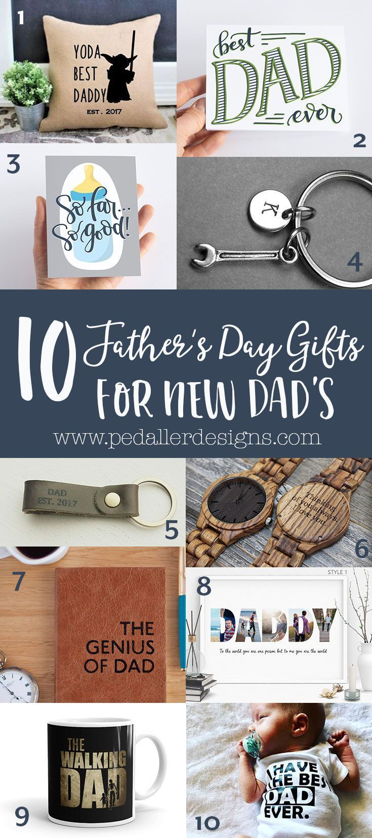10 Awesome Father's Day Gifts for the Single Dad in Your Life
