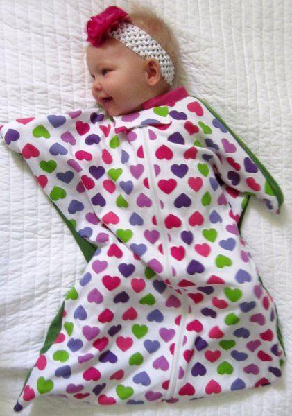 Z/íper para beb/é Sleeping Baby Zipadee-Zip