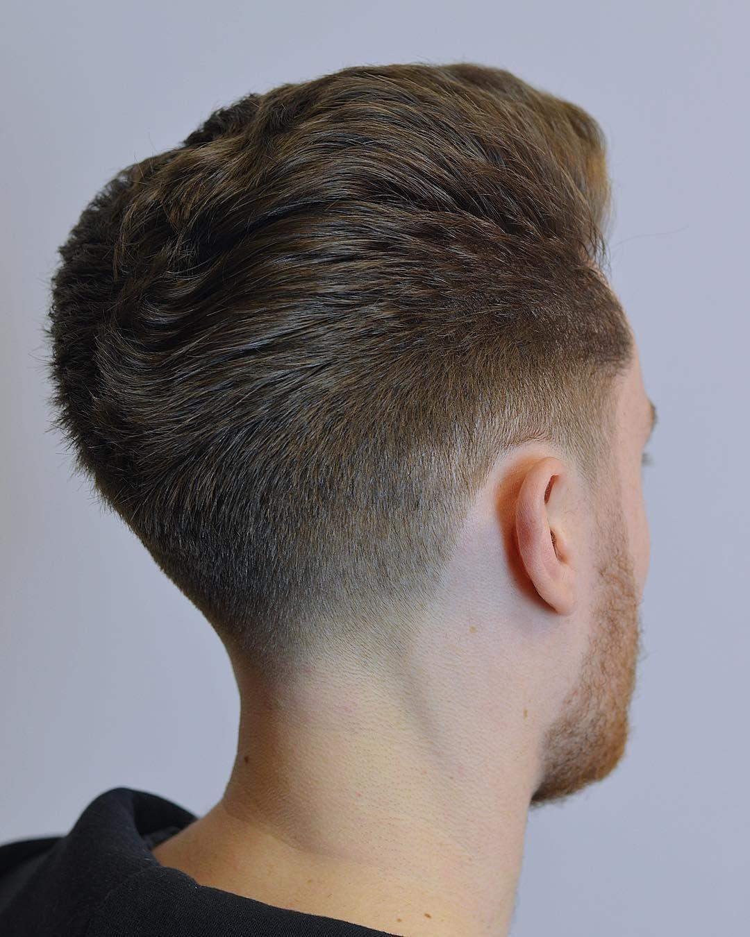 Cool taper haircut menshair menshaircuts haircutsformen
