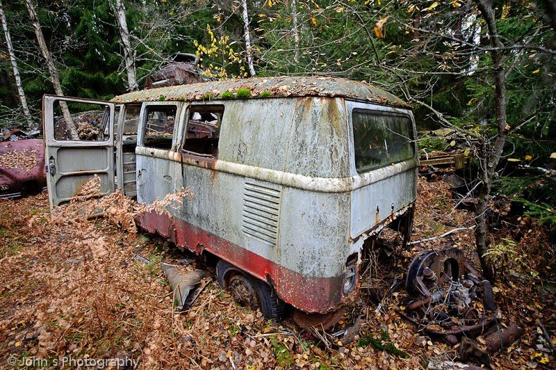 Very old VW