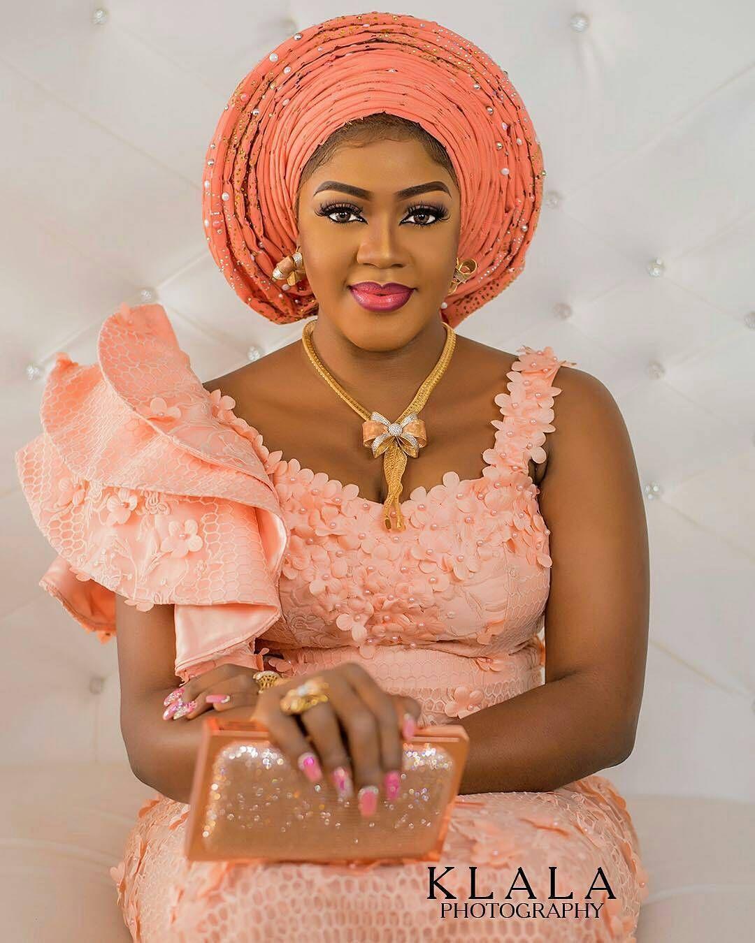 Wedding decorations nigeria october 2018 prettyfitboss klalaphotography Makeup beautifixx Native by