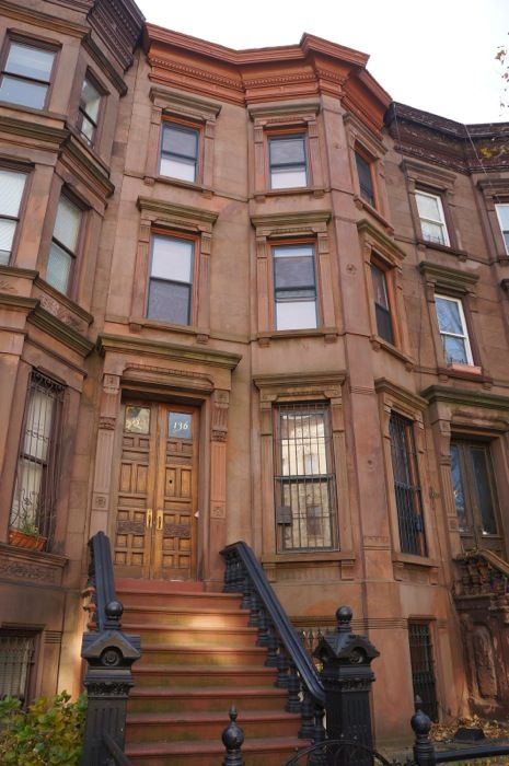 Bed Stuy Brownstone Goes For 1 65 Million At Kings County Public