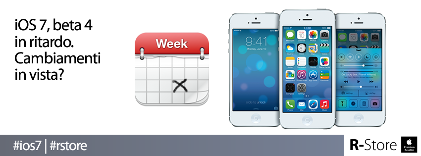 iOS 7: cambiamenti in vista?  http://rstore.it/r-store-magazine/software-ios/518-ios-7-cambiamenti-in-vista#.UfFFLGR5yuE