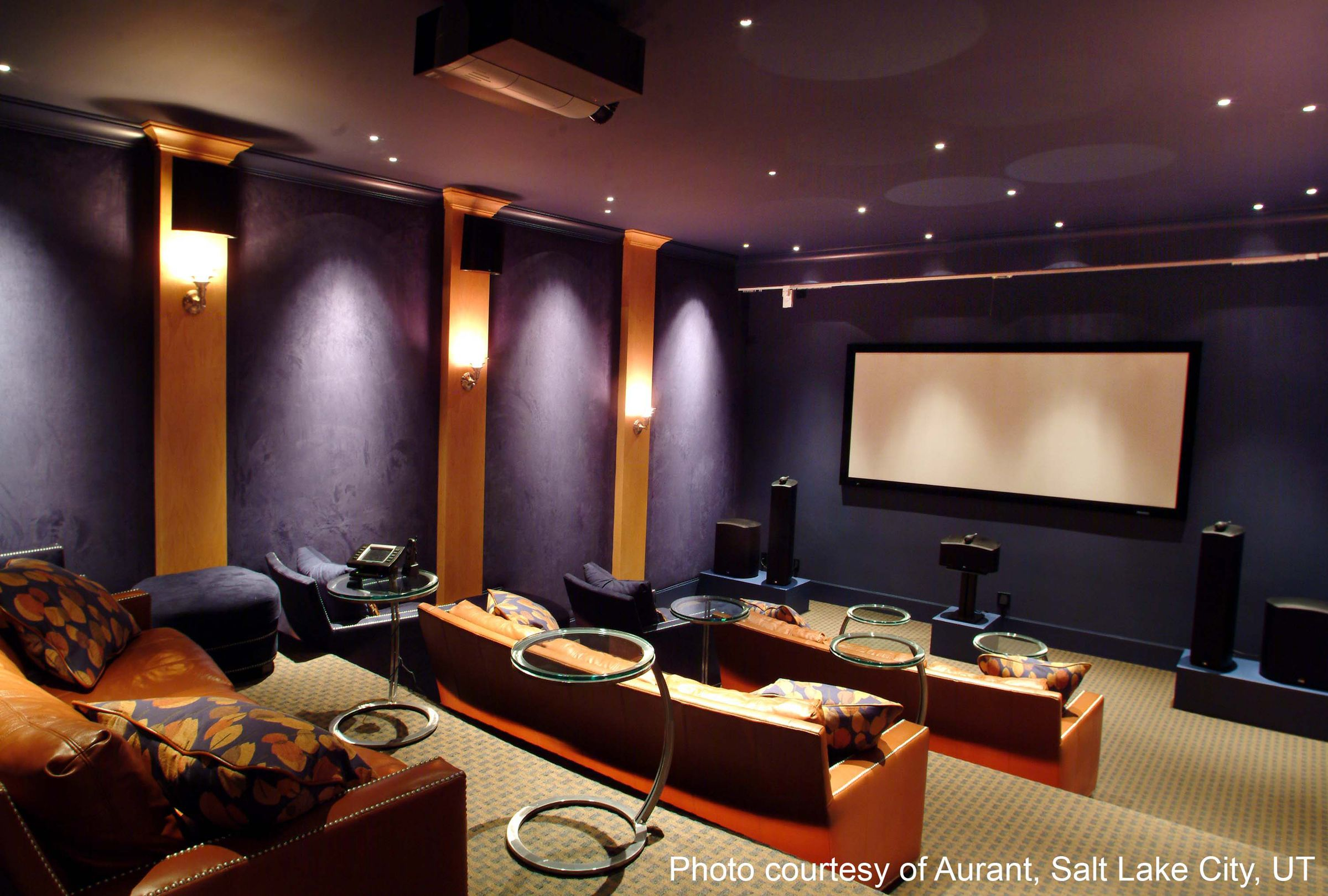 best images about home theater room ideas on pinterest small designing a home theater room - Home Theater Rooms Design Ideas