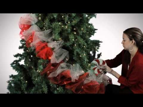 Work Garland Part 1 Youtube Holiday Decor Christmas Christmas Tree Decorations Christmas Tree Inspiration