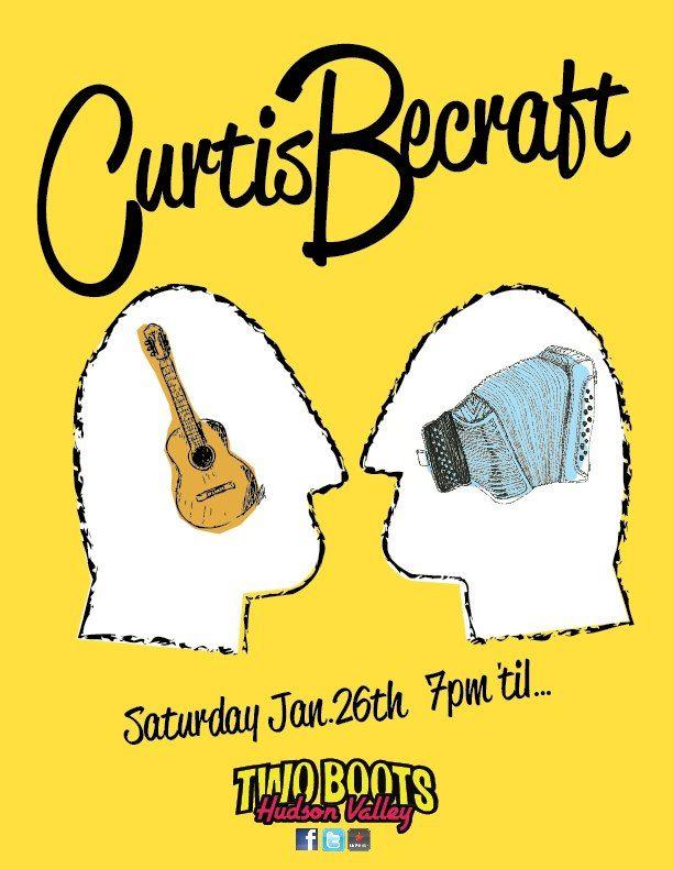 Curtis Becraft - Jan 26th 2013