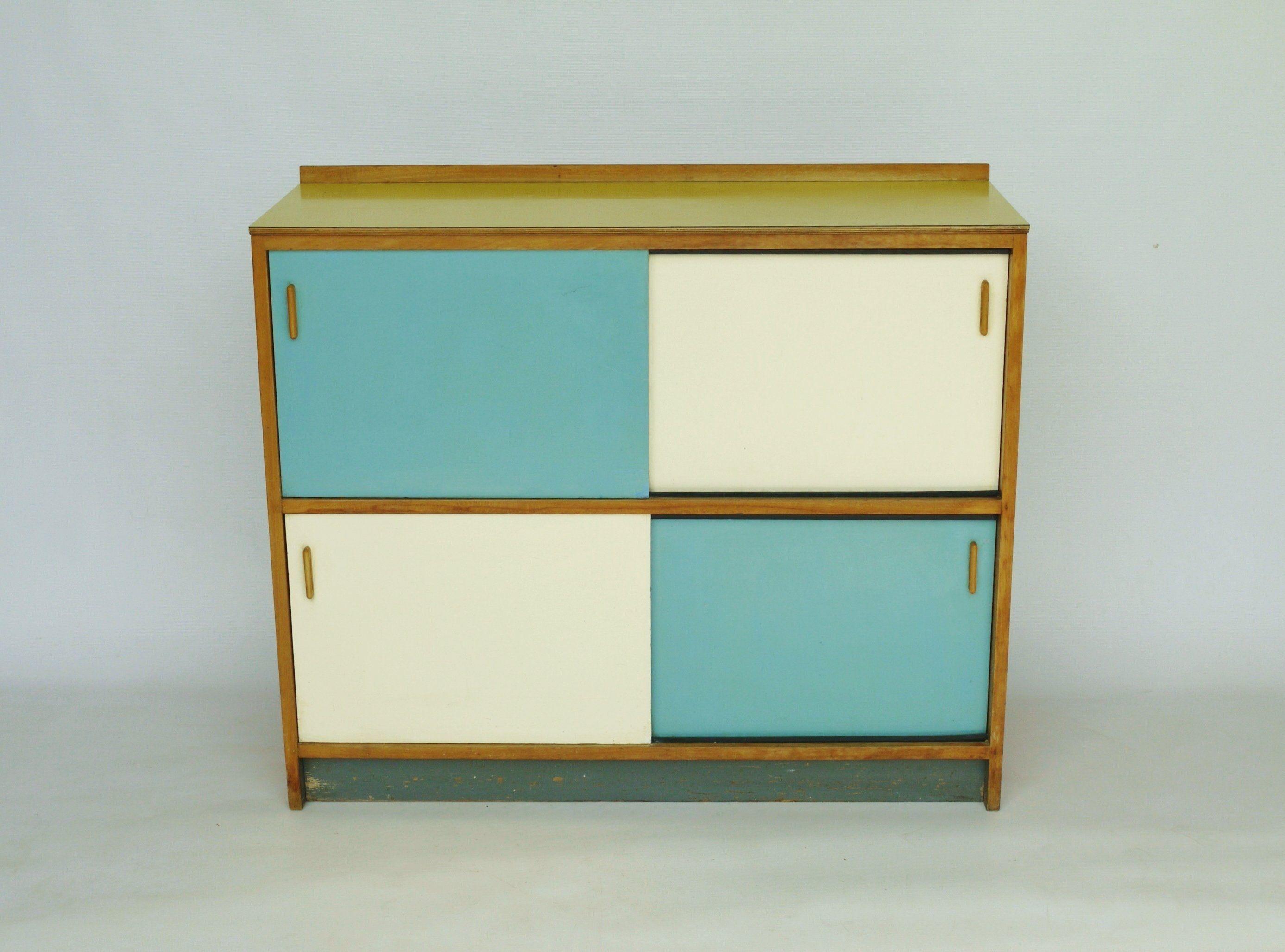 modernist Sideboard /cabinet by Frank Guille for sale at Deconet ...