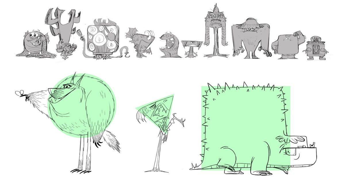 Character Design Course Uk : Tarkstuff cgma character design classes with nate wragg