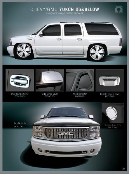 Customized 2006 Yukon Denali Yukon Denali The Old Whip Danvers