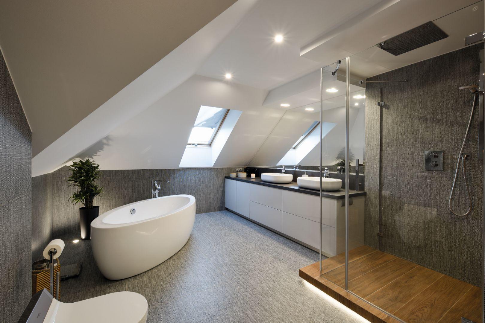 Duża łazienka Dobre Projekty Architektów Galeria