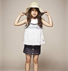 moda para niñas grandes