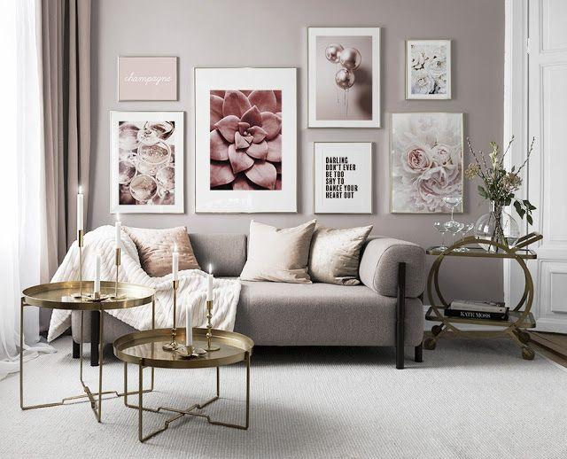 Photo of Gallery Wall – Inspiration zum Erstellen eines – Einrichtungs Ideen